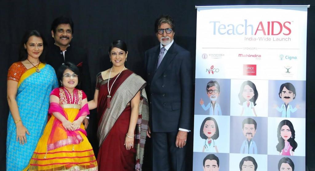 Piya Sorcar teachAIDS