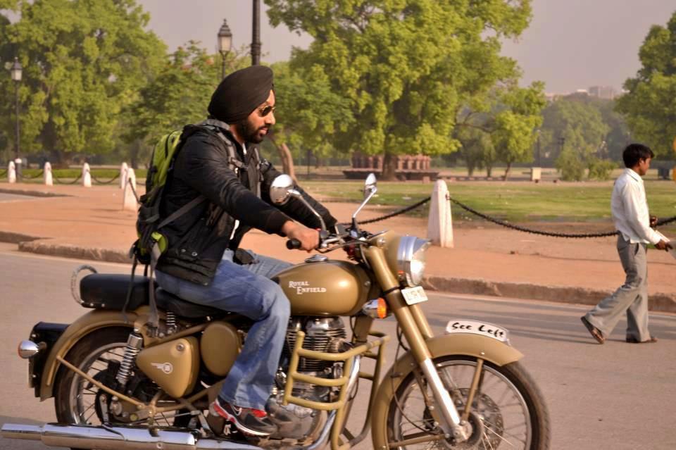 Major DP Singh Interview