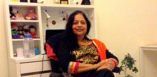 Usha Kamath Nitte Interview
