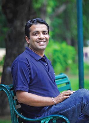 Anshu Gupta - Goonj Founder