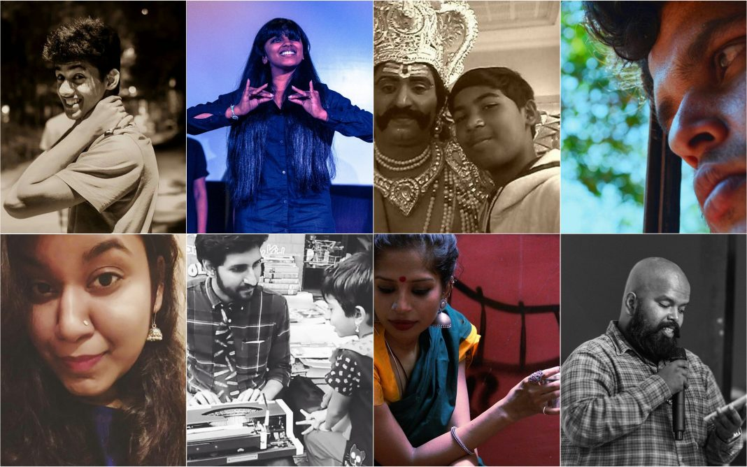 Friday Letters - Bangalore Artists