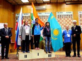 Malika Handa Chess Champion