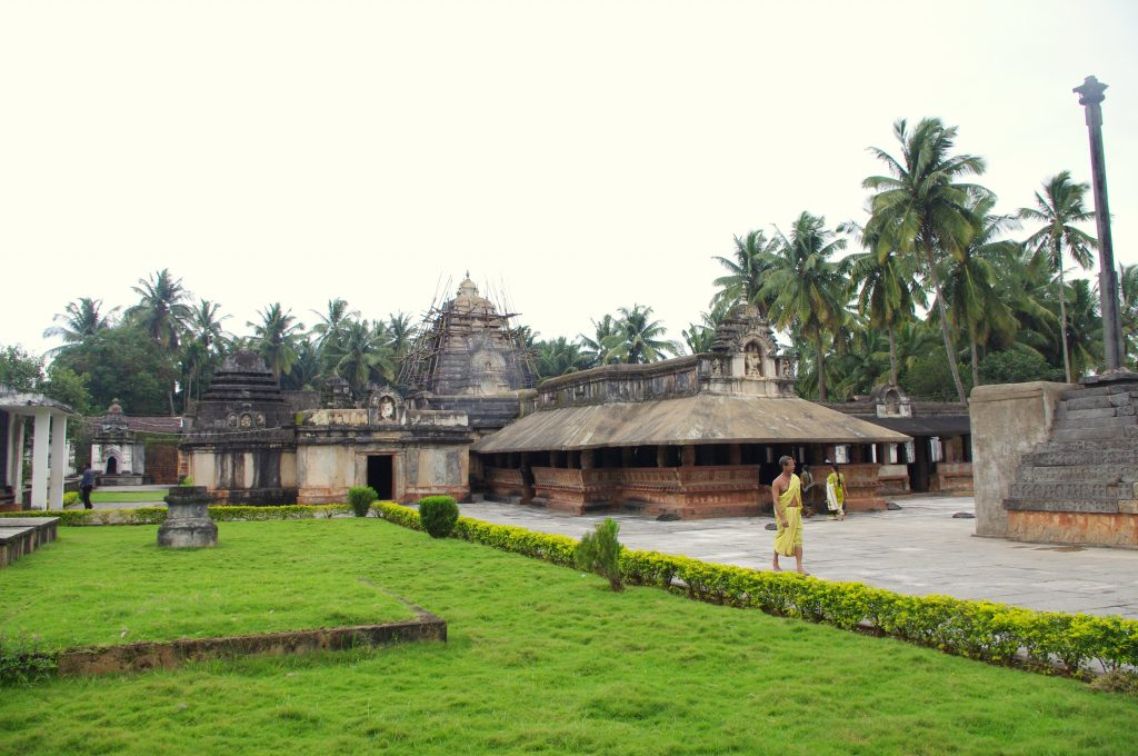 Time Travel - The Madhukeshwara Temple At Banavasi