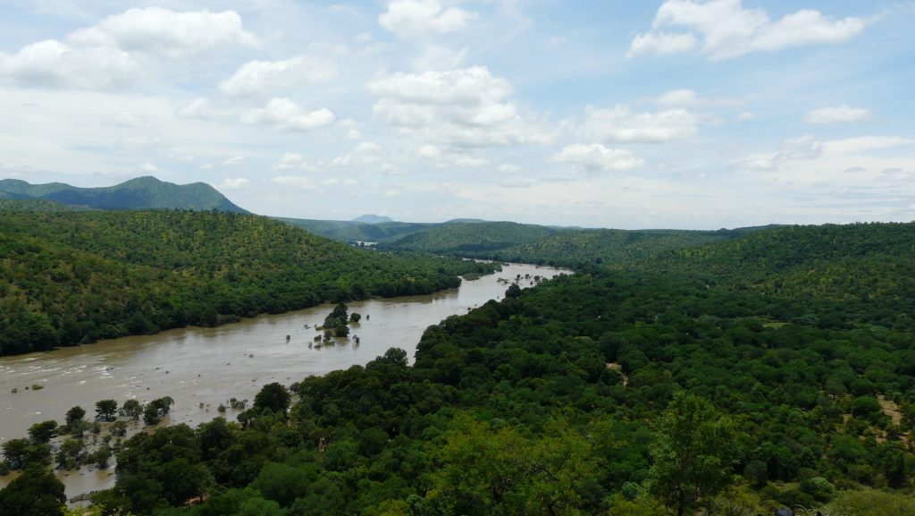 Time Travel - Kaveri River