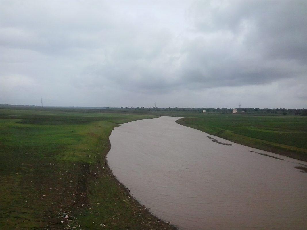 Time travel - River Malaprabha