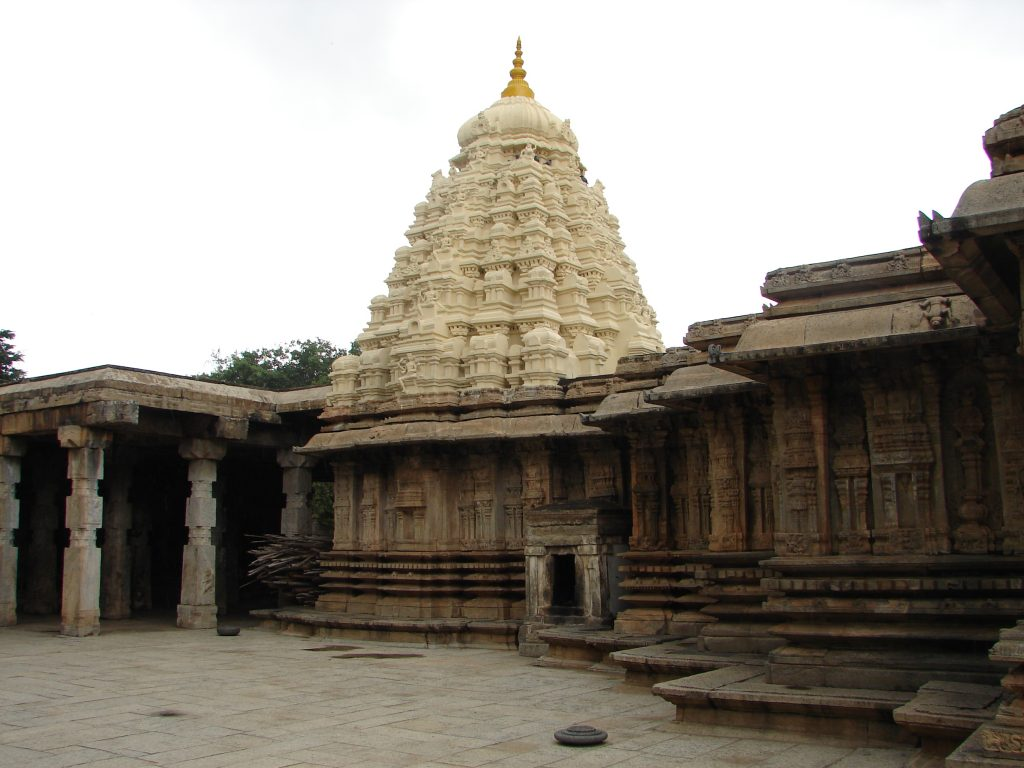Time Travel - Talakadu Temple