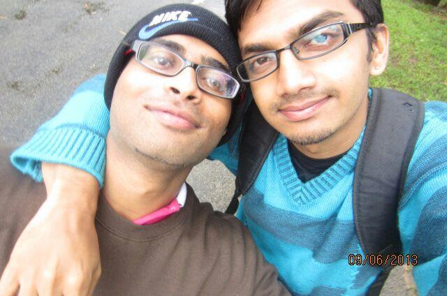 Naveen and Karthik