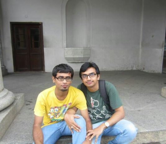 Karthik And Naveen