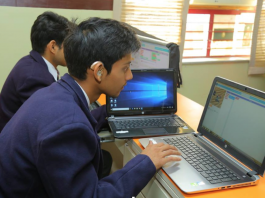 Tamana - Hour of code event