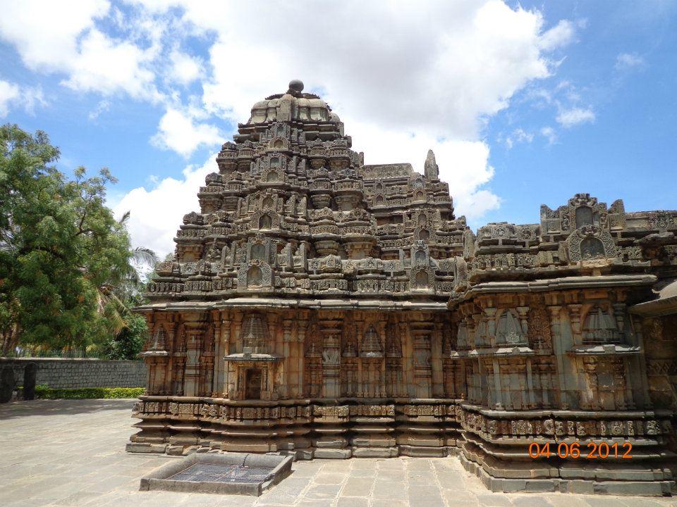 Time Travel - Siddhesvara Temple, Haveri