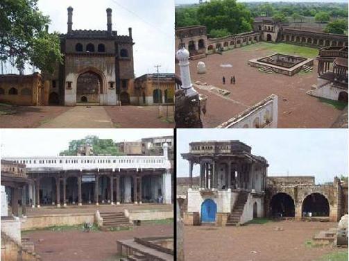 Time Travel - basavakalyan fort