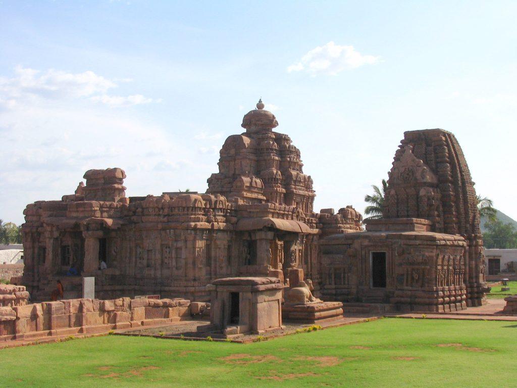 Time Travel - Pattadakal