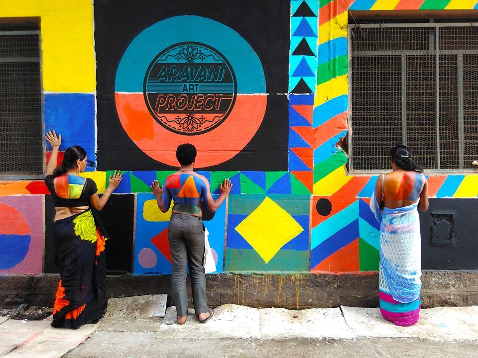 Poornima Sukumar - Aravani Art Project