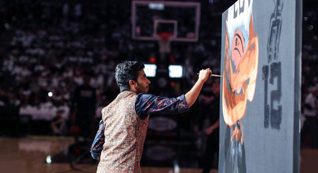 Vilas Nayak Painting