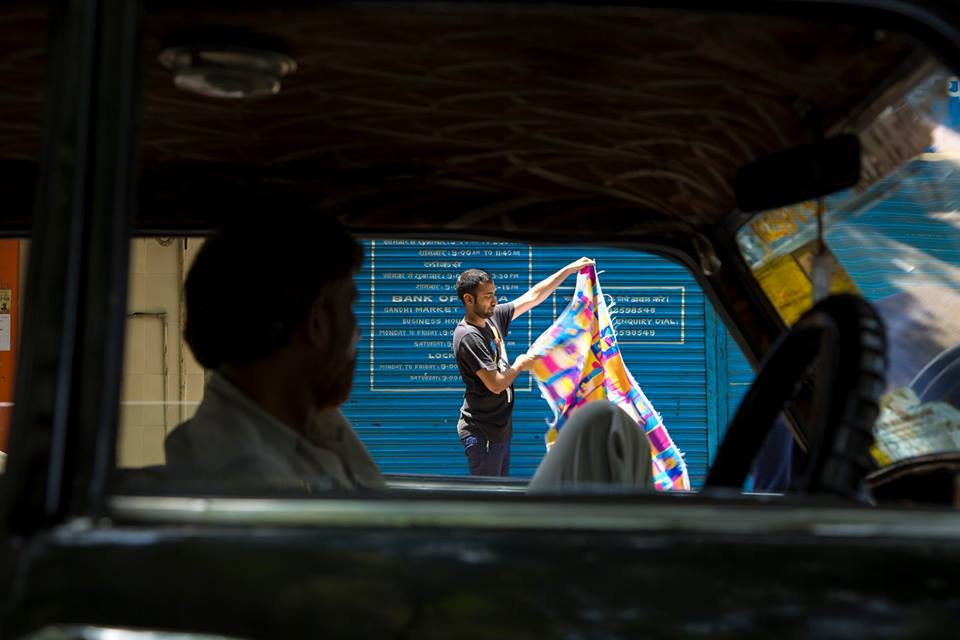Sanket Avlani of Taxi Fabric