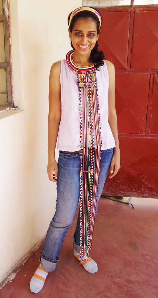 Radhika Rathore at Masai Mara