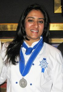 Pooja Srinivasan - pastry chef