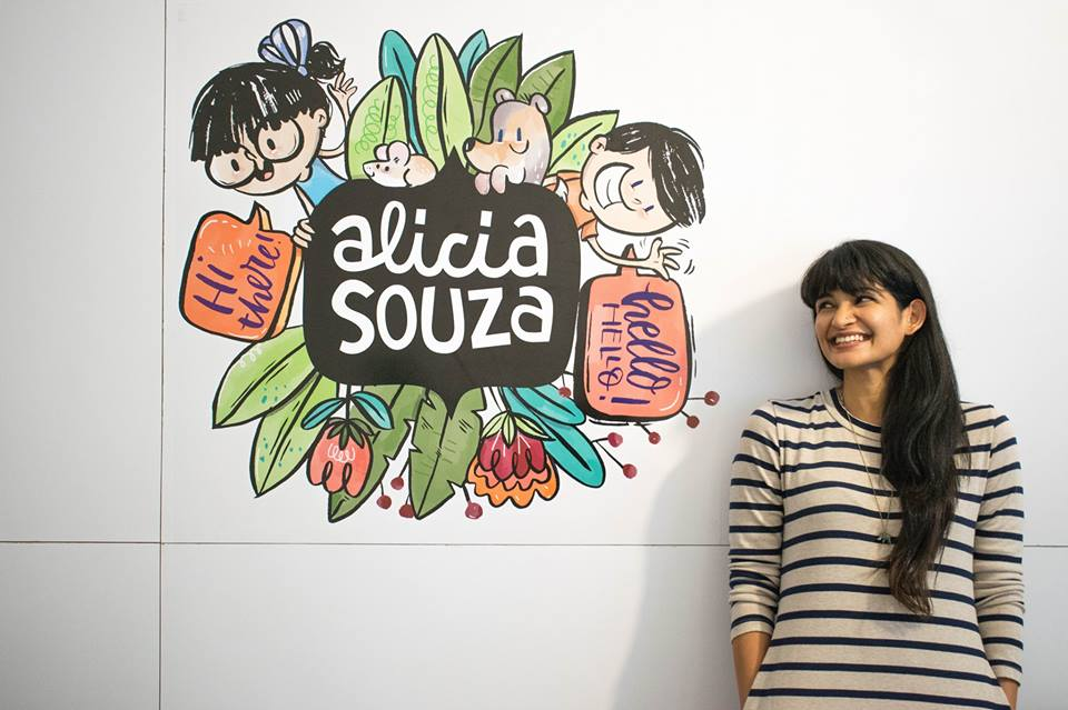 Alicia Souza