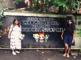 Anisha Oommen & Aysha Tanya - The Goya Journal