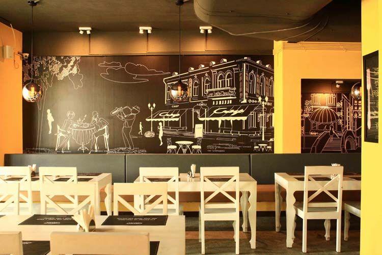 Pooja Srinivasan - crisp cafe