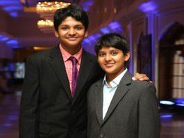 Shravan and Sanjay Kumaran