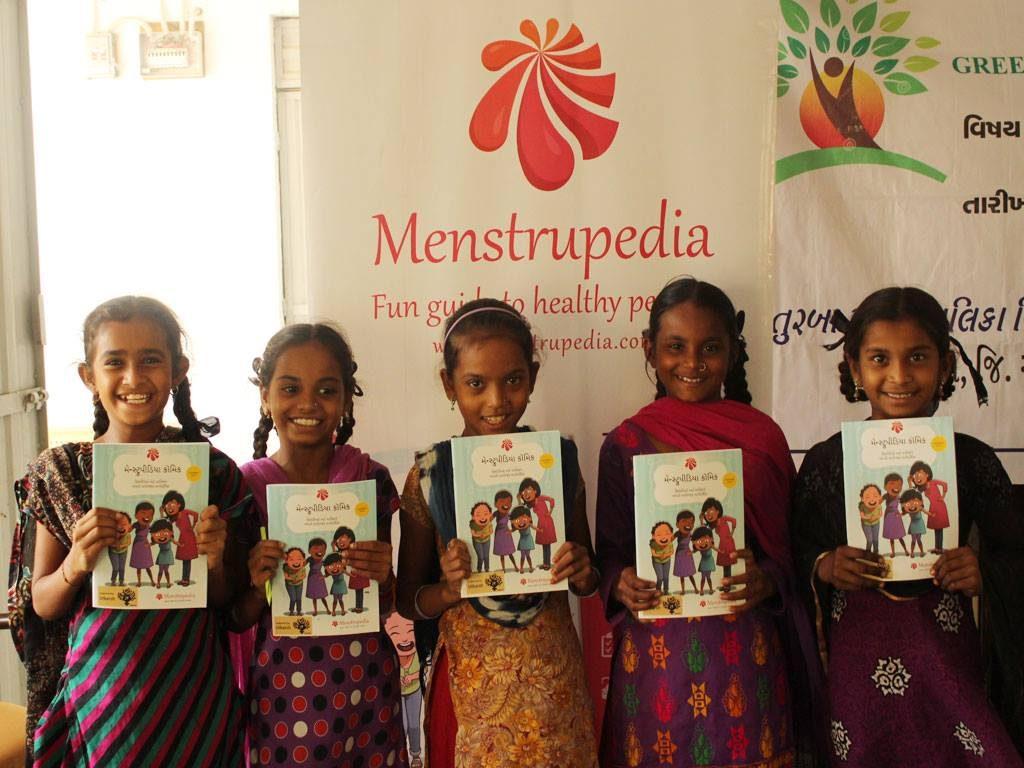 Menstrupedia